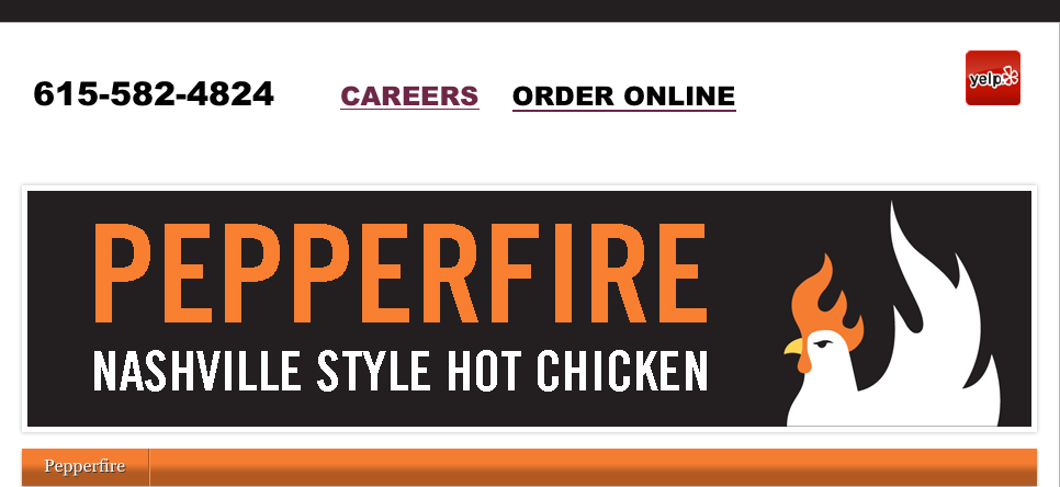 Pepper Fire Chicken